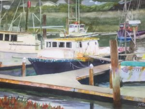 Spud Point Boats