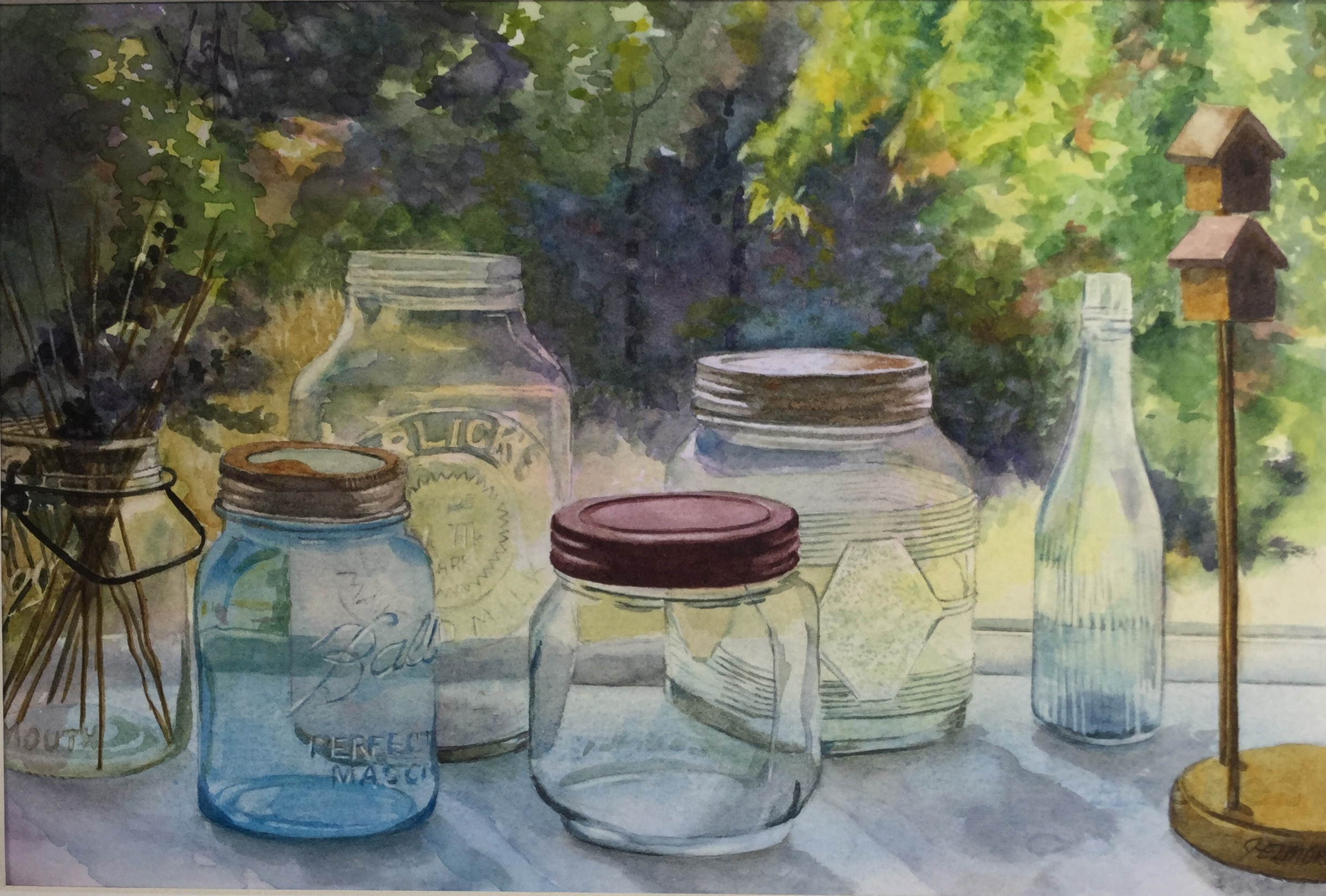 Sneak Preview 2015 - Canning Jars